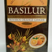 Rooibos Orange Ginger, 20 pliculețe