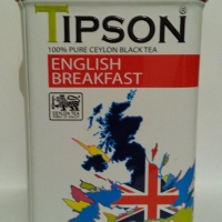 Tipson, English Breakfast, 85 g.