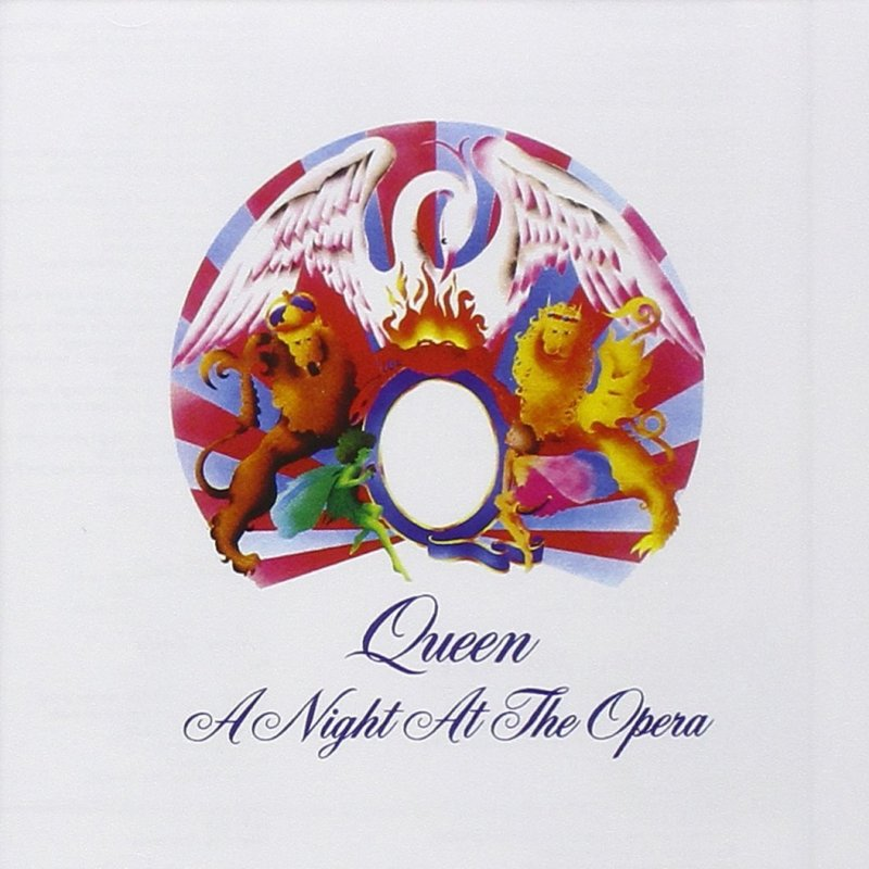 A night at the opera, Queen